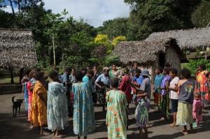 Vanuatu, Tanna, Oral communication, Unity Movement, Tom Richards